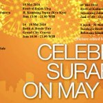 Celebrate Surabaya On May 2014. #EventSby http://t.co/qsCo1vFH8m