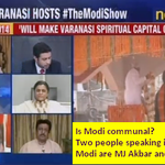 RT @smarket: Amazing: Theres debate on Newx - Is Modi communal and two people defending Modi are MJ Akbar and Shahid Siddiqui http://t.co/e0JEIC1C7K