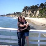 RT @GenevieveLees: First ever #tbt !! 6 years ago (today ish) in Malibu at Paradise Cove!! @bennythebassman lets go back! http://t.co/JgaBEMo3VQ