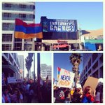 RT @nazobravo: #ArmenianGenocide protest in front of Turkish Consulate - Recognize http://t.co/Vo3NGwzxZ7 #HyePower #AYF @ayfwest http://t.co/Oj423aMYpf