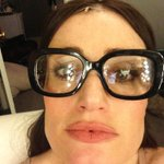 Half time selfie. Lizs new glasses? http://t.co/FBD1khyStV