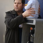#ThrowBackThursday with our #HEROES Man @GregGrunberg in-between takes  ... http://t.co/kUHe5bIuKr