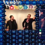 RT @chamberlainwill: So I ran into @GSertyan from the @IonicMedia days tonight at this @tumblr shindig! #tbt #tumblr #smallworld http://t.co/bjEKoWrgoI