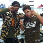 Me and the homie @trvisXX #tbt http://t.co/P88sTcwFFU
