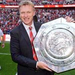 RT @BBCSporf: David Moyes: 9 months, 1 trophy. Arsene Wenger: 9 years, 0 trophies. http://t.co/oXA9201bZs