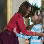 RT @theblaze: 10-year-old girl gives First Lady Michelle Obama her unemployed father's résumé: http://t.co/q74Us9OBYN http://t.co/fcjsmNKhrA