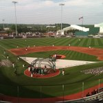 The Dispatch MSU Sports Blog is LOOKING LIVE…at Dudy Noble Field for Thursday night baseball A&M at MSU - http://t.co/XzaJ40C0rG