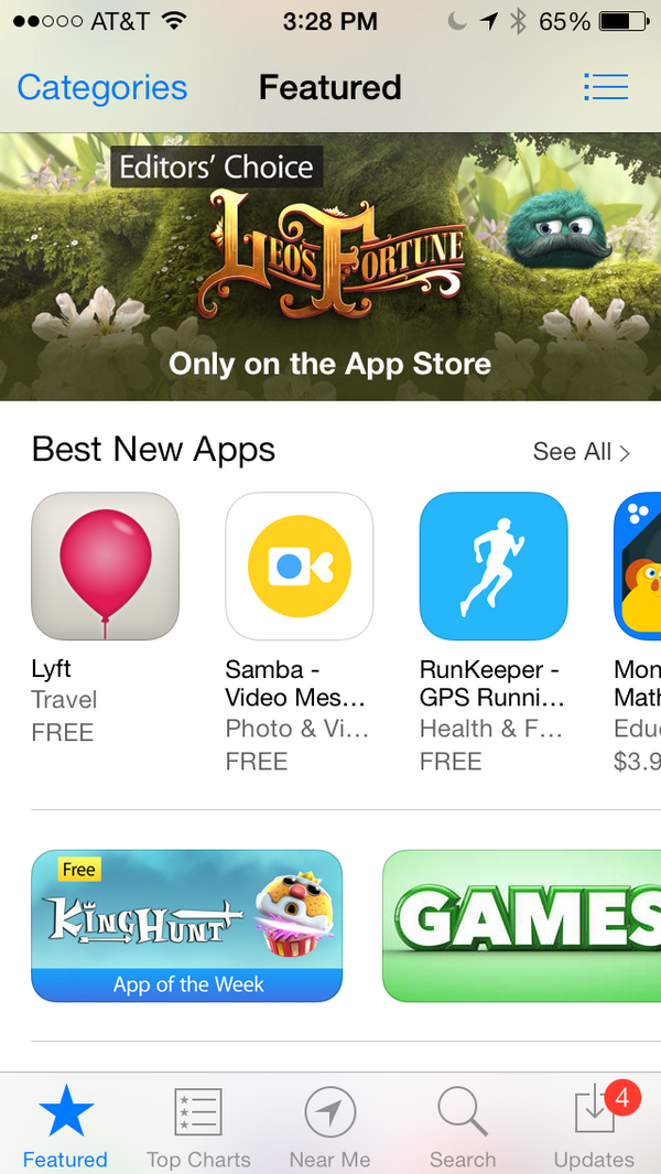 Launched 24 new markets, cut prices and we're featured in App Store. #growth http://t.co/kJunoTJGEx