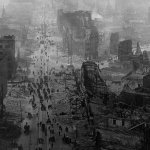 Market Street, San Francisco after the earthquake, 1906 http://t.co/VQxY2FjrOR