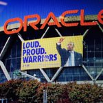 RT @MarkJackson13: This place Is gonna be CRAZY!!!! #WARRIORS http://t.co/YEdOf9fkDe
