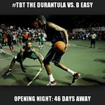 The Countdown continues: 46 Days. #dyckmanbasketball #RedCarpetofStreetball #StriveForGreatness #TBT http://t.co/t97YurhSXs