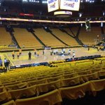 Are you ready for Warriors- Clippers Game 3? (@ Warriors Courtside Club) http://t.co/fDdz6sSmrw http://t.co/yE8ulCvarR