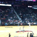 RT @ByTimReynolds: Uh, Hawks fans? (Stole the photo from @JJFSINDIANA and zoomed. Sorry, sir.) http://t.co/pVYJ55tEY1