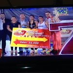 RT @RojosCalle7tc_: Muy feliz porque ganó mi China @DinaCalle7tc @call#DinaCampeonaC7 http://t.co/50mp3bJxI7
