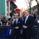.@WCAX_Mike at the @NESN pre-game show for tonights Red Sox game. Catch Mike in the NESN booth in Top of the 5th. http://t.co/L5ublRrnGg