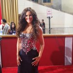 ¡ @gabyespino luce más bella que nunca! ¿No creen? #Billboards2014 http://t.co/AVpFM16Xlu