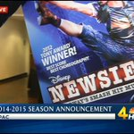 Newsies, Kinky Boots highlight TPAC Broadway series lineup http://t.co/q0RsGcDT5V http://t.co/hVCoO0FtId
