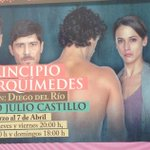 Im at Teatro Julio Castillo (Mexico City, Mexico) w/ 2 others http://t.co/VuHIhJ1qSM http://t.co/8NxrcOhib6