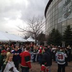 RT @mnwild: Pre-game party packed despite the weather! #mnwild #itsplayoffseason http://t.co/AxbBS5KR03