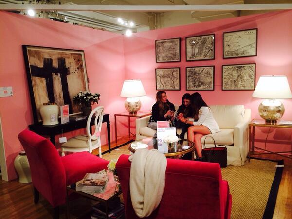 My fav pink space  here @nicolegibbons  #designonadime #Doad http://t.co/tt8fD07QEF