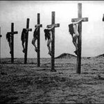 RT @HistoryInPics: Today marks the 99th Anniversary of the Armenian Genocide. RIP to those who suffered. Never Forget #ArmenianGenocide http://t.co/myK6xT28Dl