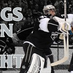 RT @SportsCenter: No sweep tonight! Kings explode for 6 goals in Game 4 and beat Sharks, 6-3. Sharks lead series 3-1. http://t.co/KbVBOokuWL