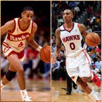 RT @SportsCenter: Jeff Teague is the first Hawks player with 20+ points, 10+ assists in a playoff game since Spud Webb in 1986. http://t.co/a4igYvG1ds