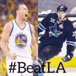 Lets do this. #DubNation #SJSharks #BeatLA http://t.co/S0Xwefsiea http://t.co/mjXa4c7jTB