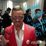RT @LatinBillboards: ¡Felicidades! ¡Que siga la fiesta! #Billboards2014 with @nacholacriatura http://t.co/wcVaCZ2zz5