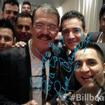 "RT @TelemundoStory: ""@LatinBillboards: ¡Felicidades! ¡Que siga la fiesta! #Billboards2014 with @arrolladora http://t.co/0enSxlVbnv"""