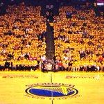 RT @OracleArena: Get Loud #DubNation! http://t.co/MQISG8JQ79