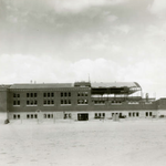 #ThrowbackThursday — 88 years ago, Bear Down Gym was built. http://t.co/OfJSGe2HhQ