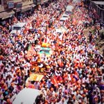 RT @Dev_Fadnavis: The record breaking response frm Lacs of people at #Varanasi for @narendramodi ji proves what Nation wants @India272 http://t.co/RPcbDjRxv5
