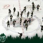 RT @mnwild: This is How We Do It. #mnwild #itsplayoffseason http://t.co/X0jzri7J6m