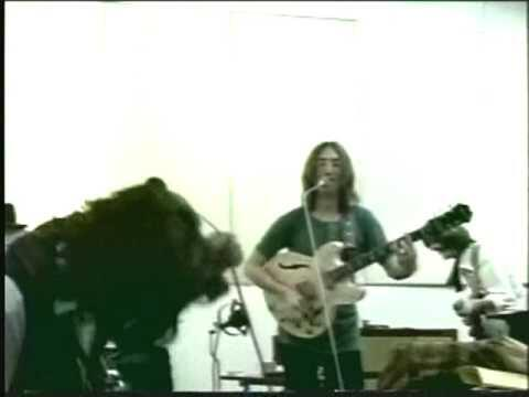 #thebeatles THE BEATLES [GET BACK SESSION] (APPLE STUDIO--LONDON) 1969-1-23 4OF5