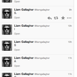 RT @XfmManchester: These are the Tweets from Liam Gallagher that got the Internet into a tizzy. Oasis reunion? No, we dont think so. http://t.co/qFDUf8oVKx