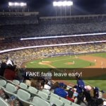 RT @DodgerBlueLujan: Where the real @Dodgers fans at?? http://t.co/XO5ujmNFUd