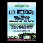 RT @upthelibertines: Hyde Park Line Up- 5th July? http://t.co/3bv7IwR2Wq