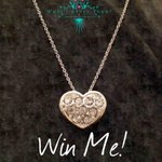 RT @WhatsAboutTown: Win this Crystal Heart Friendship necklace just RT and Follow ends Midday Monday #goodluck #win #competition http://t.co/kwSpiV8VWx