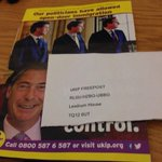 UKIP leaflet came through the door last night. I know what to do with that http://t.co/FBCp5aUQy8