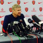 The boss has a croaky voice today but here he is talking in the press conf for #AFCvNUFC. Video on Player later http://t.co/wTpt1ewLWb