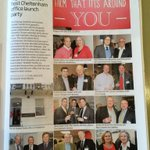 The super cool @tayabalitomlin #cheltenham launch party in this months @cotswoldlife @cotsbusiness http://t.co/k6UJ6VeQrm