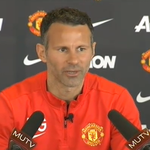 "RT @Squawka: ""I would like to thank David [Moyes] for giving me my first job in coaching."" - Ryan Giggs. http://t.co/gewQWGgBhR"