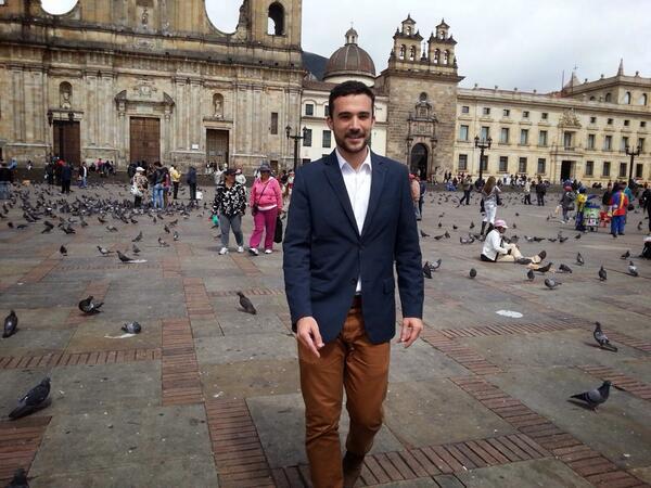 Emotivo relato de viajero europeo que cree que Colombia es el mejor país de Sudamérica. http://t.co/1XYEILc34K http://t.co/LOxzdO2Q5x