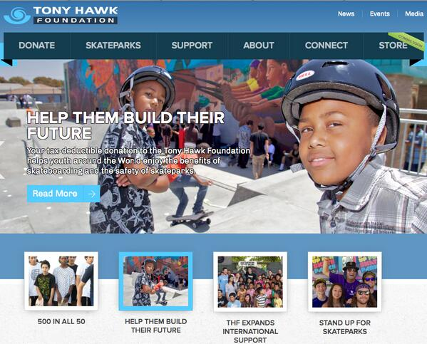 """Nice! RT @THF: NEW WEB SITE! Go to http://t.co/SoBCg56tOT & find help on skatepark dev, plus news & info from @THF http://t.co/xlS7zakNVz"""""""