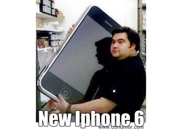 BREAKCLUSIVE! iPhone 6 revealed! http://t.co/vPKtQVTI7t""
