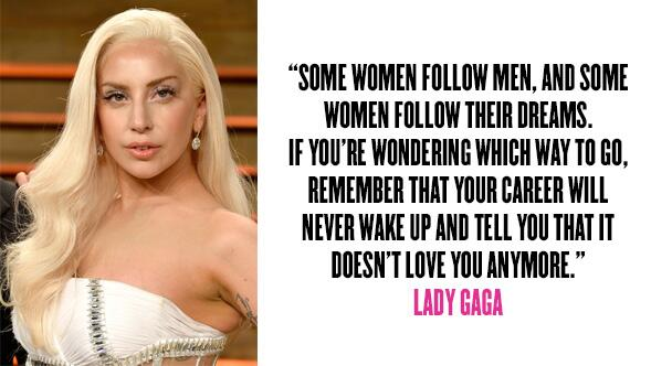 One of the greatest @ladygaga quotes ever! http://t.co/i52Ve3bAEP