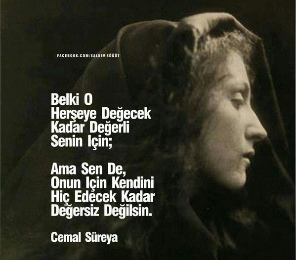 Cemal Süreyya yazar..... http://t.co/34fOJwOLHY