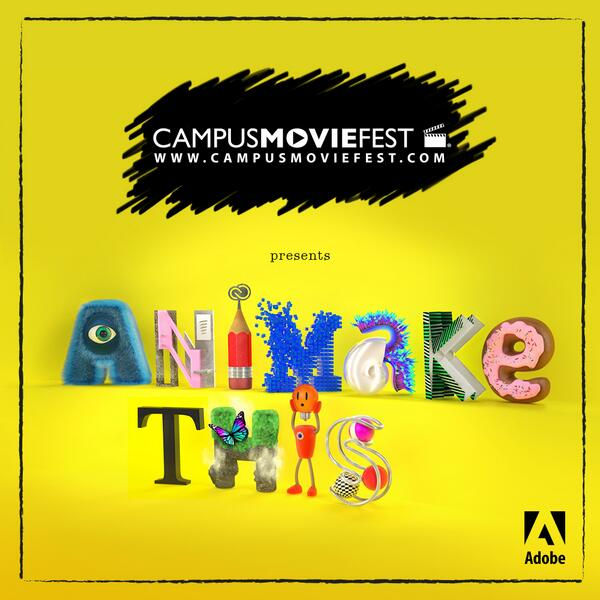 Do you have the skills to #AnimakeThis to win $5000 & an animation experience in Hollywood? http://t.co/03aS07UVBN http://t.co/MvwebPe8BL