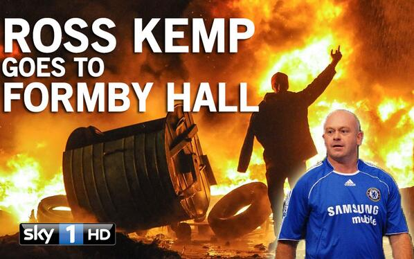 NEW SERIES: Ross Kemp goes to Formby Hall http://t.co/g0LirHd0qS